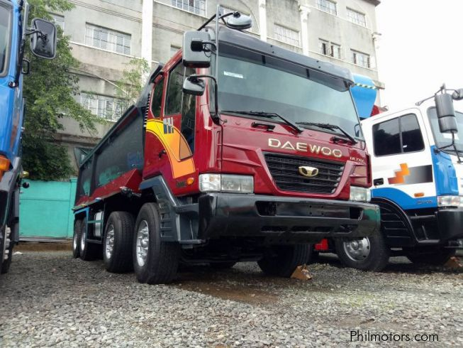 Used Daewoo Ultra Dump Truck | 2016 Ultra Dump Truck for ...