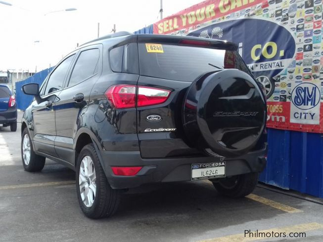 Ford Ecosport in Philippines