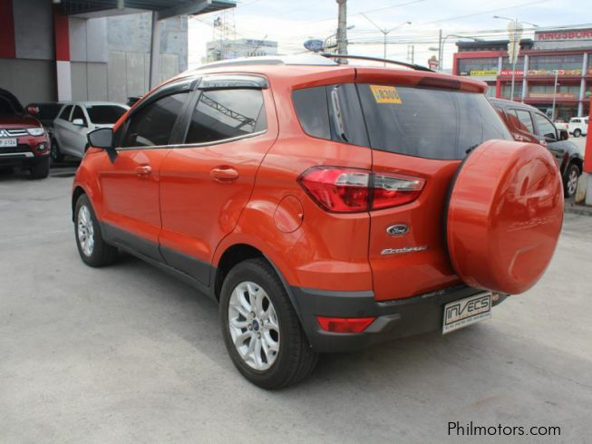 Used Ford Ecosport Titanium 2016 Ecosport Titanium For