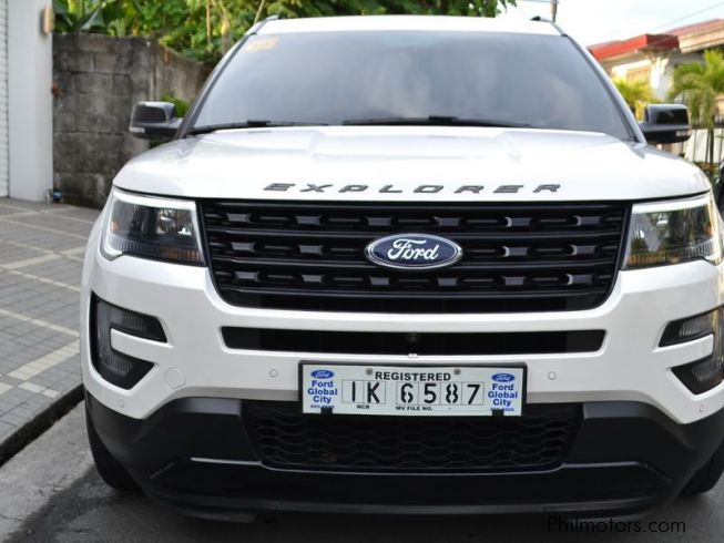 used ford explorer sport 2016 explorer sport for sale quezon city ford explorer sport sales. Black Bedroom Furniture Sets. Home Design Ideas