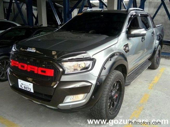 Used Ford Ranger | 2016 Ranger for sale | Pampanga Ford ...