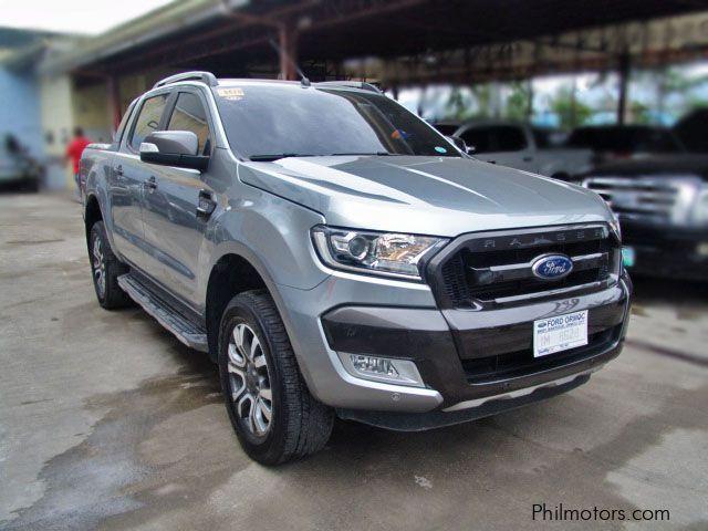 Used Ford Ranger Wildtrak 2016 Ranger Wildtrak For Sale