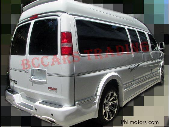 New gmc savana 2016 savana for sale pasig city gmc for Motor city gmc used trucks