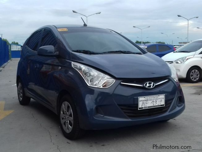 Used Hyundai Eon 2016 Eon For Sale Paranaque City
