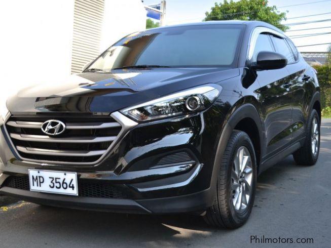 Used Hyundai Tucson CRDi