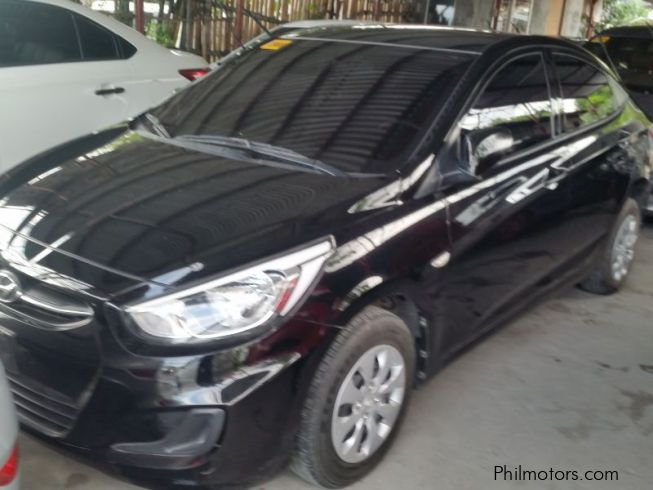 Used Hyundai Accent 2016 Accent For Sale Cavite