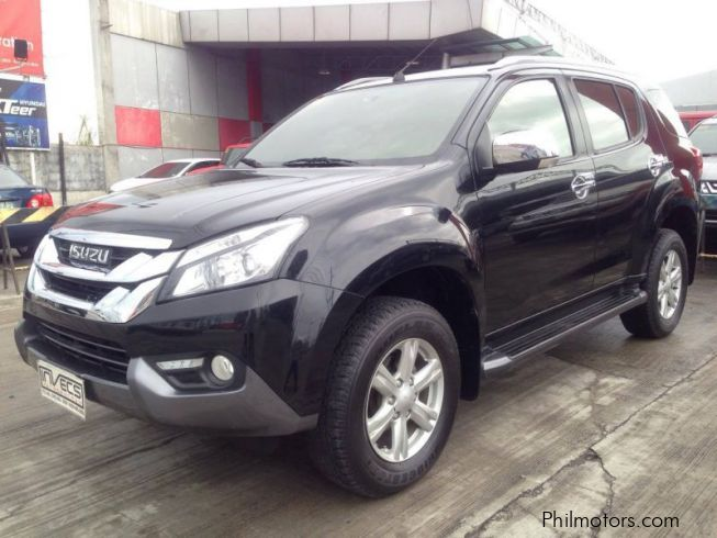 Used Isuzu Mux 2016 Mux For Sale Pampanga Isuzu Mux