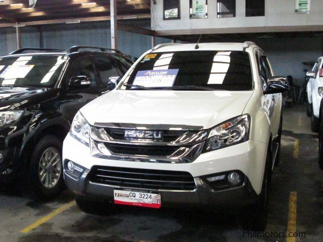 Used Isuzu MUX   2016 MUX for sale   Quezon City Isuzu MUX ...