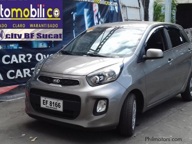 Used Kia Picanto 2016 Picanto For Sale Paranaque City