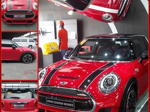 Used mini cooper jcw 2016 cooper jcw for sale pasig for Cooper motors used cars