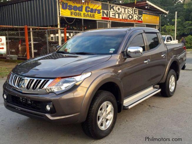 Used Mitsubishi Strada GLX-V | 2016 Strada GLX-V for sale ...