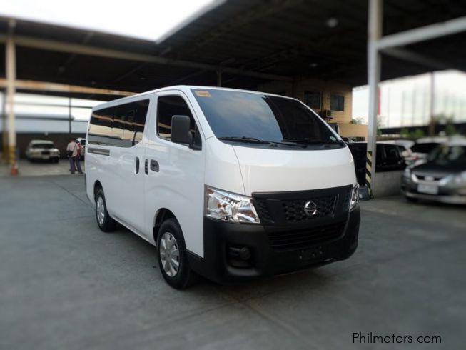 Nissan Urvan Nv
