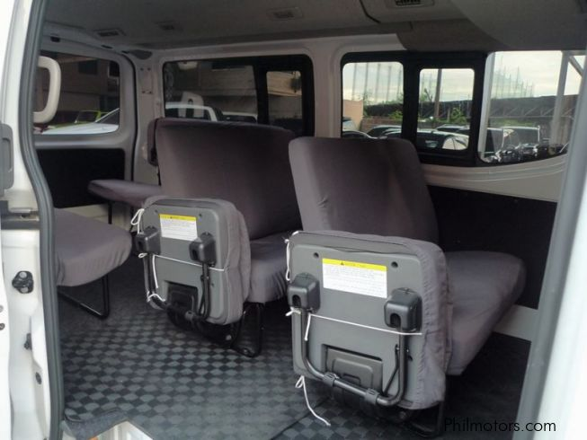 Used Nissan Urvan Nv350 2016 Urvan Nv350 For Sale