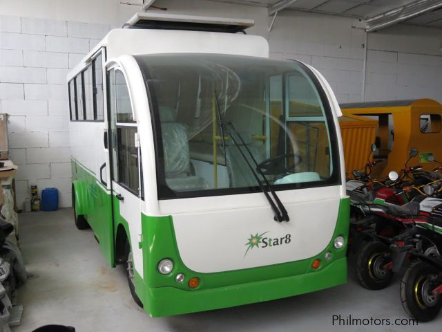Used Owner Type Star8V Electric Bus B20 | 2016 Star8V Electric Bus B20 for sale | Cavite Owner ...