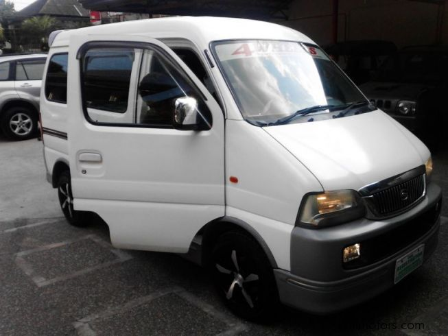Suzuki Landy Specification