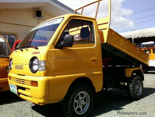 Used Suzuki Multicab Dump Truck 2016 Multicab Dump Truck
