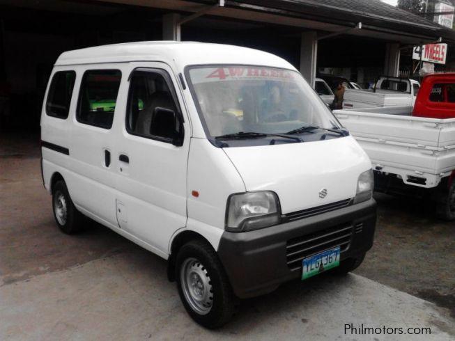 Used Suzuki Multicab Every Van