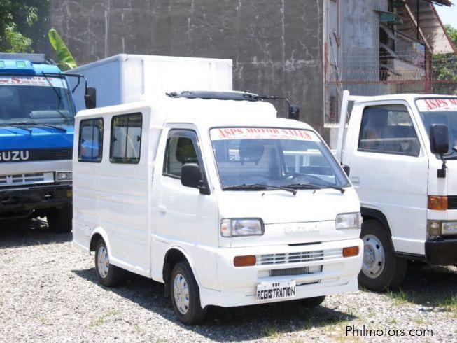 Used Suzuki Multicab FB Type | 2016 Multicab FB Type for sale | Cebu Suzuki Multicab FB Type ...