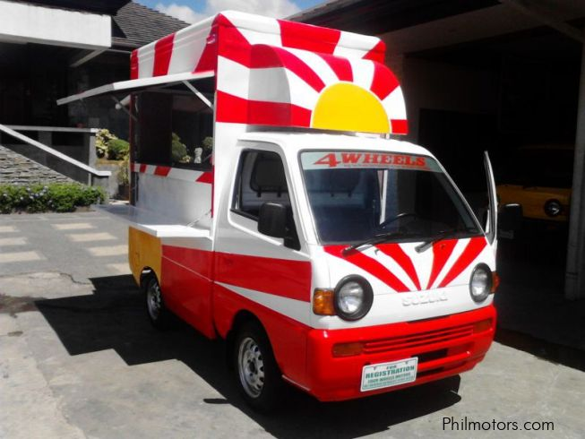 Import Cars From Japan >> Used Suzuki Multicab Food Truck | 2016 Multicab Food Truck for sale | Laguna Suzuki Multicab ...