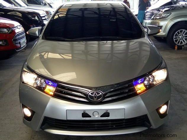 Toyota Corolla Gas Mileage >> Used Toyota Corolla | 2016 Corolla for sale | Pampanga ...