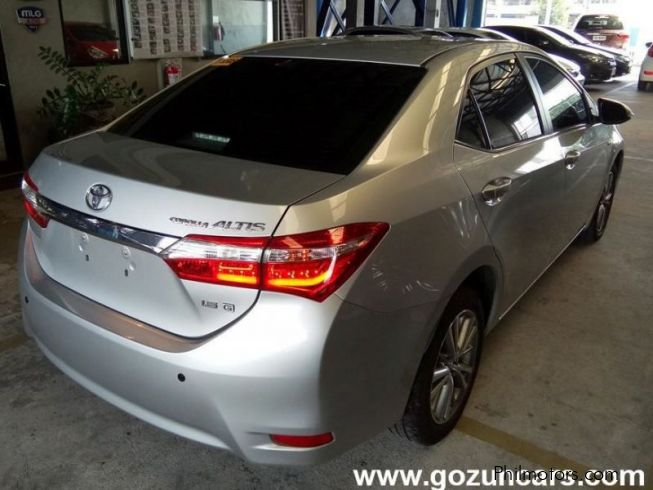 Used Toyota Corolla For Sale >> Used Toyota Corolla | 2016 Corolla for sale | Pampanga Toyota Corolla sales | Toyota Corolla ...