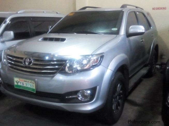 Used Toyota Fortuner 2 5 G 2016 Fortuner 2 5 G For Sale Manila Toyota Fortuner 2 5 G Sales