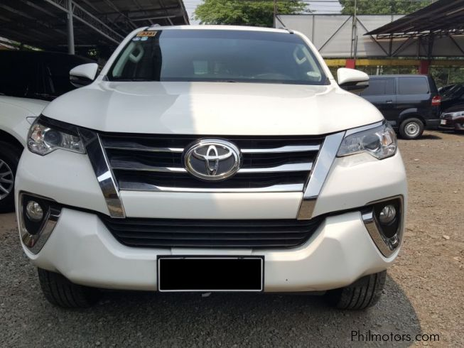 Toyota Santa Maria >> Used Toyota Fortuner | 2016 Fortuner for sale | Quezon ...
