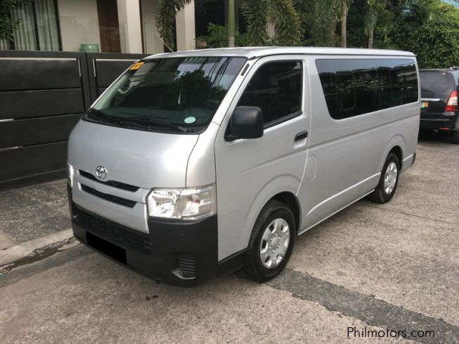 Used Toyota Hiace Commuter 2016 Hiace Commuter For Sale