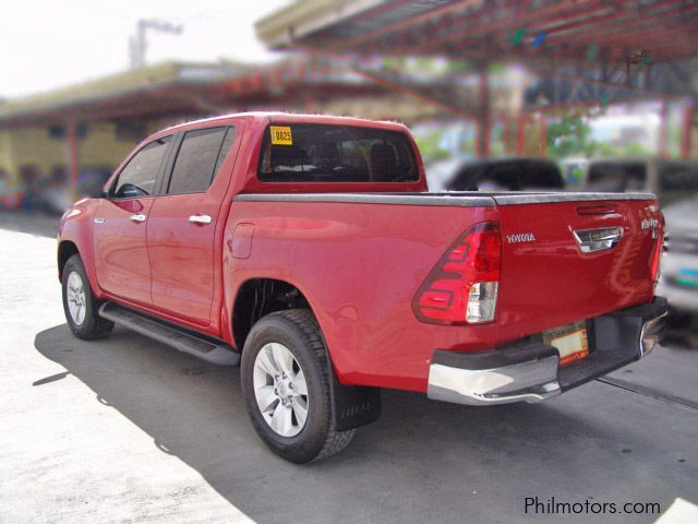 2016 Toyota Hilux Diesel Engine Specs Review and Price ...