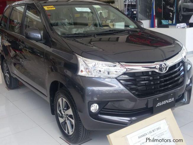 New Toyota Toyota Avanza 2016 Dual Vvti 2016 Toyota