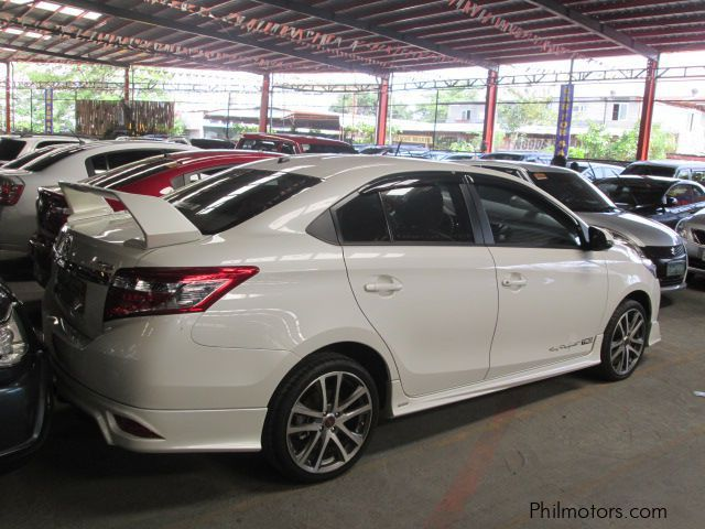 Used Toyota Vios TRD G | 2016 Vios TRD G for sale | Quezon ...