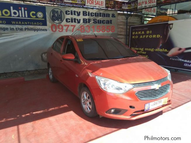 Chevrolet Sail in Philippines
