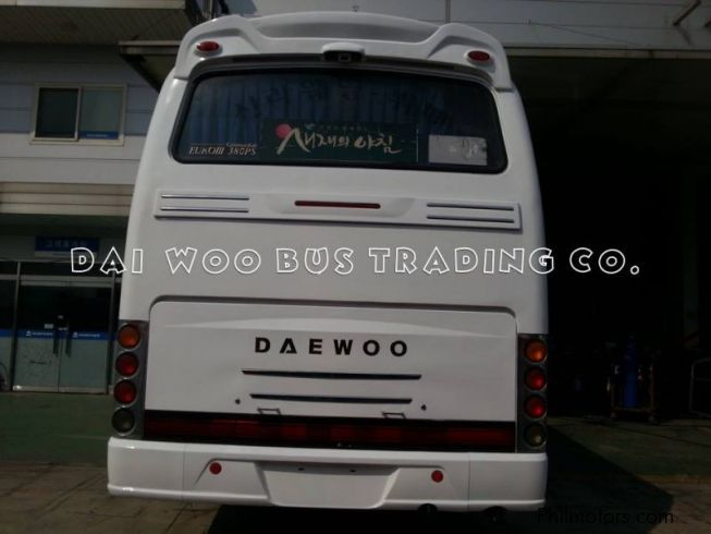 Daewoo BH120 in Philippines