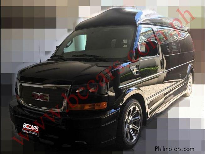 Used Gmc Savana 2017 Savana For Sale Pasig City Gmc