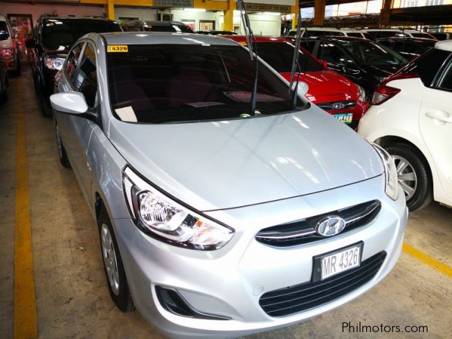 Used Hyundai Accent 1 4 Gl At 2017 Accent 1 4 Gl At For Sale Quezon City Hyundai Accent 1 4