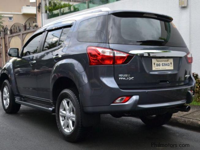 Used Isuzu MUX | 2017 MUX for sale | Quezon City Isuzu MUX sales | Isuzu MUX Price ₱1,450,000 ...