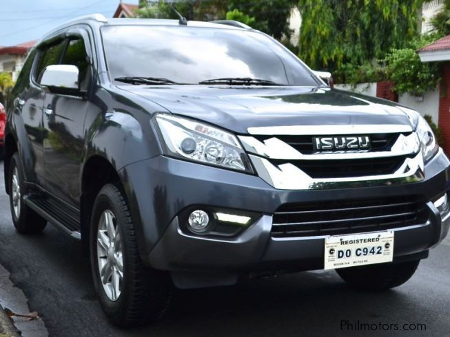 Village Auto Sales >> Used Isuzu MUX | 2017 MUX for sale | Quezon City Isuzu MUX ...