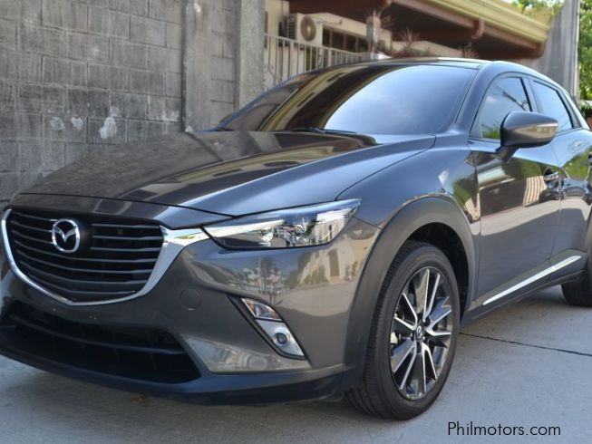 Used Mazda Cx3 2017 Cx3 For Sale Quezon City Mazda Cx3