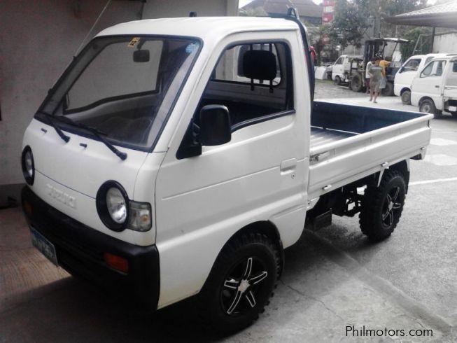 Used Suzuki Multicab Pick Up Kargador 2017 Multicab Pick