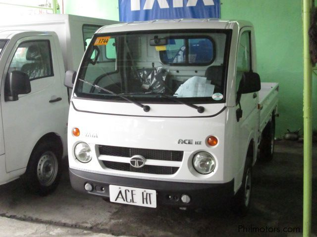 New Tata Ace HT dropside | 2017 Ace HT dropside for sale | Cavite Tata Ace HT dropside sales ...