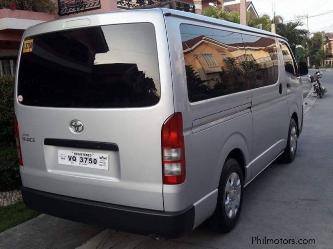 Kia Philippines Price >> Used Toyota HiAce Commuter | 2017 HiAce Commuter for sale ...