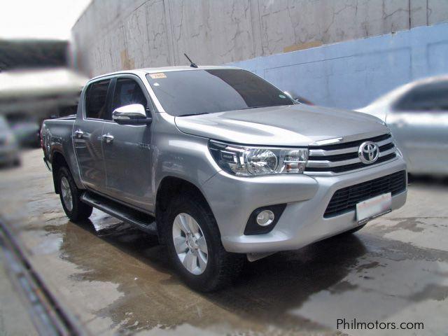 Used Toyota Hilux | 2017 Hilux for sale | Cebu Toyota ...