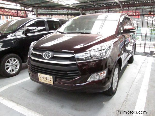 Range Rover Used For Sale >> Used Toyota Innova E | 2017 Innova E for sale | Makati ...
