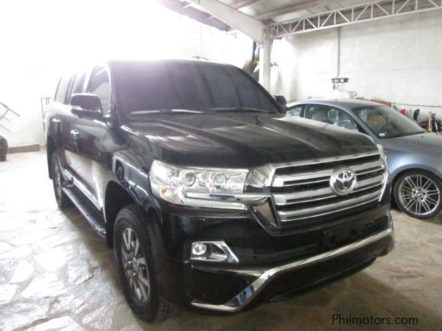 Pre Owned Toyota >> New Toyota Land cruiser (bullet proof) | 2017 Land cruiser ...