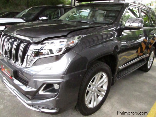 used toyota land cruiser vx prado 2017 land cruiser vx prado for sale quezon city toyota. Black Bedroom Furniture Sets. Home Design Ideas