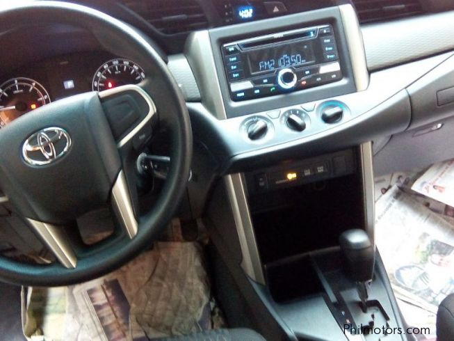 Used Toyota Toyota Innova E 2 8 Automatic Diesel 2017
