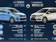 New Suzuki Ertiga Gl 1 4l At 2018 Ertiga Gl 1 4l At For