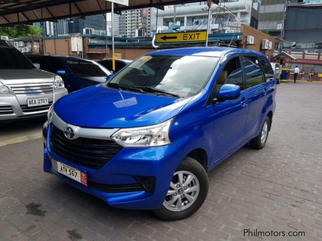 Used Toyota Avanza 13e 2018 Avanza 13e For Sale Pasig City