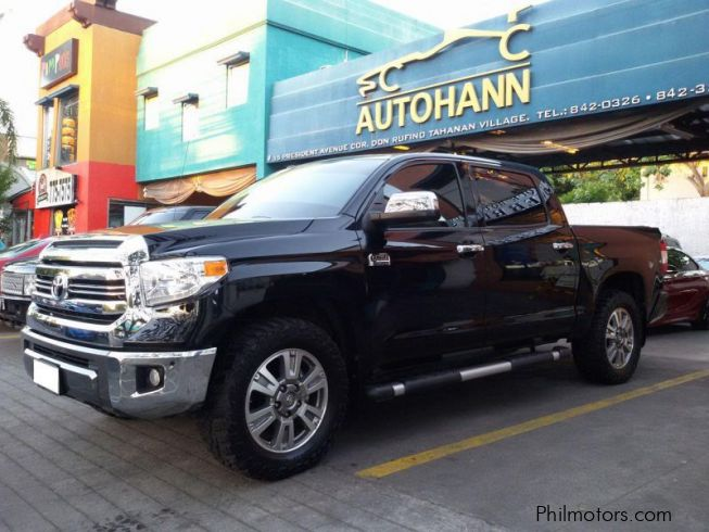 Used toyota tundra 1794 edition 2018 tundra 1794 edition for Toyota tundra motor for sale