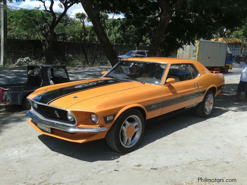 used ford mustang 1969 mustang for sale pampanga ford mustang sales ford mustang price. Black Bedroom Furniture Sets. Home Design Ideas